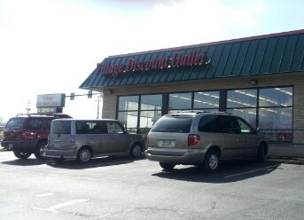 village store front