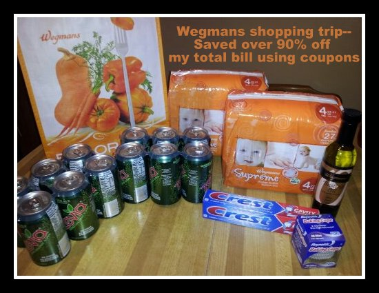 wegmans shopping 2