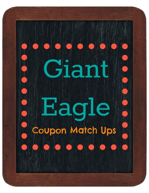 giant eagle coupon match ups logo