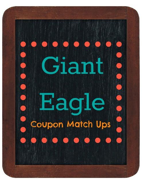 giant eagle coupon match ups logo