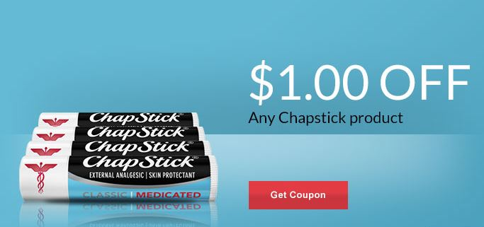 chap stick coupon